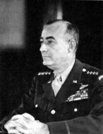 Portrait of General Joseph McNarney, 1945-1947