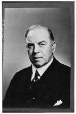 Portrait of Mackenzie King, circa 1942