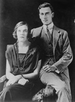 Edwina and Louis Mountbatten, early 1920s