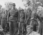 Friedrich-Wilhelm Müller at Leros, Greece, Nov 1943