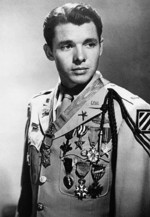 Portrait of Audie Murphy, 1948