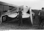 German pilot Theodor Osterkamp, Berlin, Germany, 1931