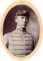 Portrait of Cadet George Patton, 1904