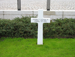Grave of George Patton, Hamm, Luxembourg, 30 Aug 2006