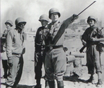Lieutenant General Patton in North Africa, 1943