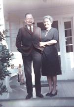 Lewis and Virginia Puller, circa 1970