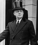 German Ambassador to London Joachim von Ribbentrop, 1936
