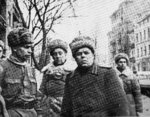 General Pavel Rybalko in Kharkov, Ukraine, late Feb 1943