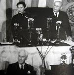 Song Meiling addressing the House of Representatives of the United States Congress, 18 Feb 1943, photo 2 of 4