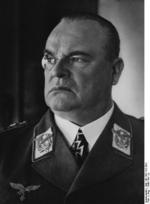 Portrait of Hugo Sperrle, circa 1940-1941