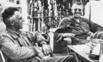 Generals Stilwell and Merrill in Burma, date unknown