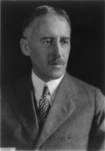 Portrait of Stimson, 8 Aug 1929, photo 1 of 2