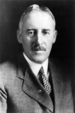 Portrait of Stimson, 8 Aug 1929, photo 2 of 2