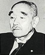 Portrait of Kantaro Suzuki, 1945