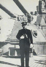Yonai as commander in chief of the Combined Fleet, 1937