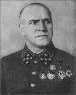 Portrait of Georgi Zhukov, 1940