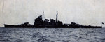 Japanese heavy cruiser Atago, early 1930s
