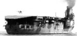 French carrier Béarn, date unknown