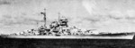 German battleship Bismarck, circa Aug 1940, photo 2 of 2