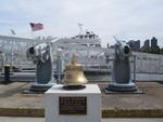 USS Boston Memorial, Charlestown Navy Yard, Boston, Massachusetts, United States, 28 May 2013, photo 2 of 2