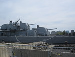 Museum ship USS Cassin Young at Charlestown Navy Yard, Boston, Massachusetts, United States, 28 May 2013, photo 4 of 6