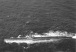 USS Charr underway from New London, Connecticut, United States to Pearl Harbor, US Territory of Hawaii, 7 Nov 1944