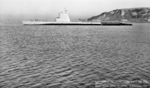 USS Charr off Mare Island Naval Shipyard, California, United States, 5 Nov 1951