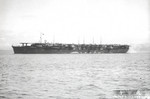 Carrier Chitose at Sasebo, Japan, 31 Aug 1943