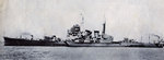 Japanese heavy cruiser Chokai, early 1930s