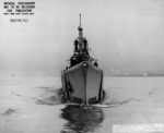 USS Cod off Mare Island Naval Shipyard, California, United States, 7 Feb 1945, photo 3 of 3