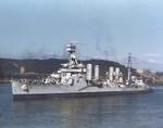 Concord off Balboa, Panama Canal Zone, 6 Jan 1943