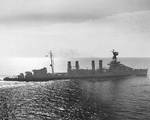 Concord off Panama Canal Zone, 19 Mar 1943, 2 of 2