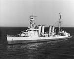 Concord off Panama Canal Zone, 14 Mar 1944