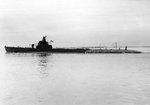 Cuttlefish off the Philadelphia Navy Yard, Pennsylvania, United States, 15 Nov 1943, photo 3 of 3