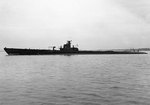 Cuttlefish off the Philadelphia Navy Yard, Pennsylvania, United States, 15 Nov 1943, photo 2 of 3