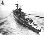 Deutschland and either Admiral Scheer or Admiral Graf Spee, English Channel, Apr 1939