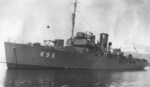 HMS Dianthus, early 1940s