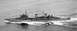 HMS Edinburgh off Scapa Flow, Scotland, United Kingdom, 28 Oct 1941