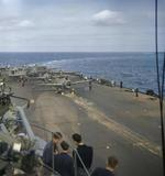 Martlet fighters aboard HMS Formidable off North Africa, Nov 1942