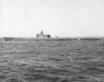 Grampus during her trials, off Groton, Connecticut, United States, 26 Mar 1941, photo 1 of 2