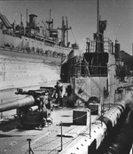 USS Grayback at Mare Island Navy Yard, Vallejo, California, United States, 26 Aug 1943