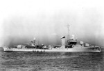 Hammann as completed, mid-1939