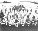 Crew of USS Harder, date unknown