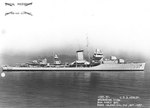 Henley in San Pablo Bay, near the Mare Island Navy Yard, California, United States, 5 Oct 1937, photo 2 of 3