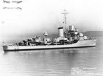 Henley in San Pablo Bay, near the Mare Island Navy Yard, California, United States, 5 Oct 1937, photo 1 of 3