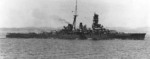 Training ship Hiei during the 1930s, photo 2 of 3