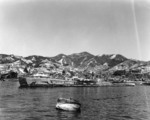 I-53 and I-58 at Kure, Japan, 16 Oct 1945