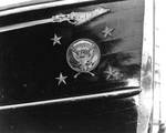 Indianapolis bearing the Presidential emblem, late Nov 1936, photo 2 of 2