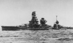 Battleship Ise, date unknown
