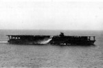 Kaga after her 1936 modernization